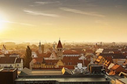 Candisviertel Regensburg